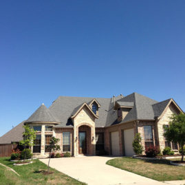 Composite Roof and Masonry in San Antonio