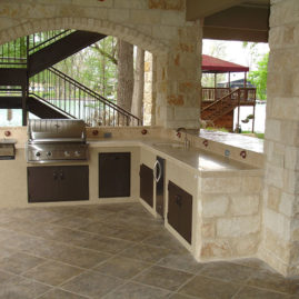 Outdoor Kitchen in San Antonio